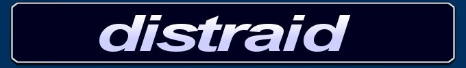 distraid logo